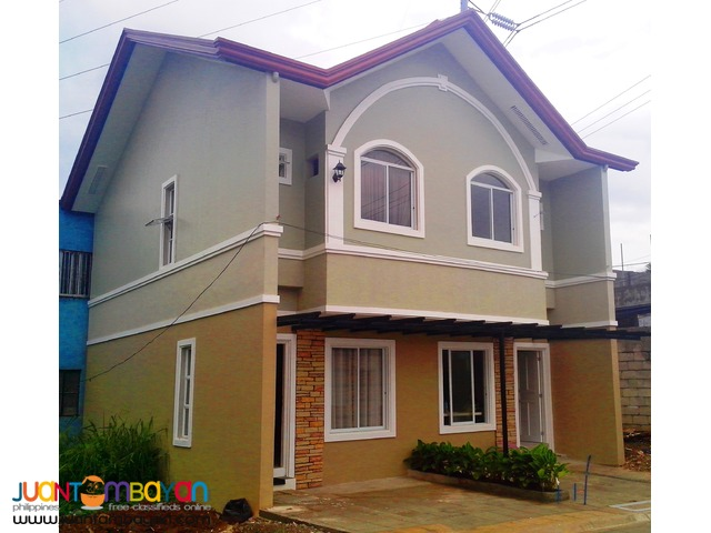 Antipolo House and Lot Very near in Unciano Hospital