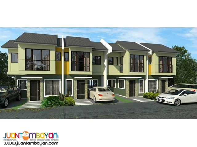 Townhouse 2-Storey Outer Unit  in Consolacion