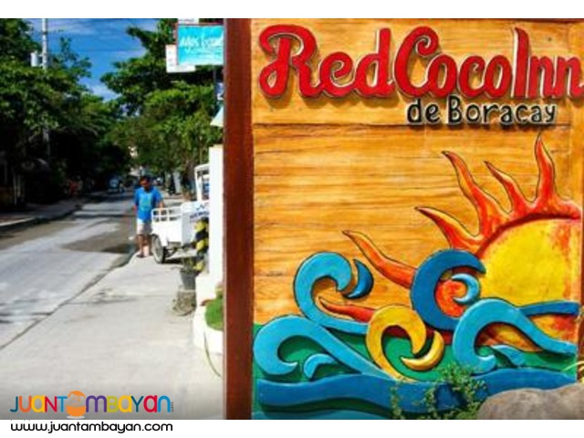 Boracay Packages, Red Coco Inn (new resort)
