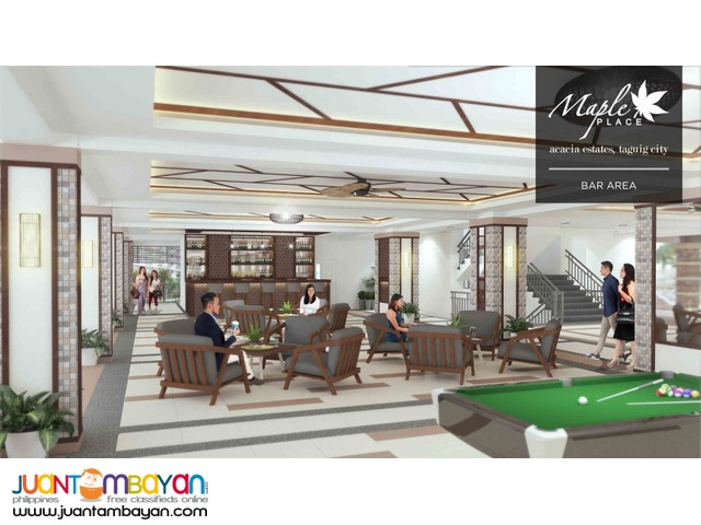 Maple Place Condominium Taguig