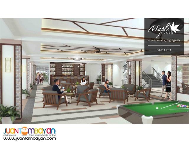 Maple Place Condominium Taguig