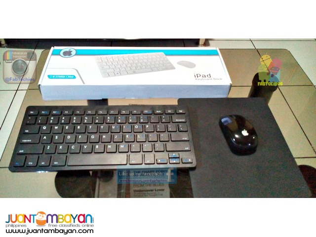 Universal Wireless Keyboard and Mouse for Smart TV