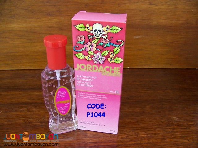 P1043 Ed Hardy for Women by Jordache Parfum from USA