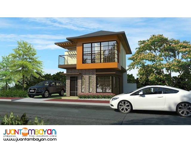 House Single Detached as low as P23,079k monthly amort in Consolacion