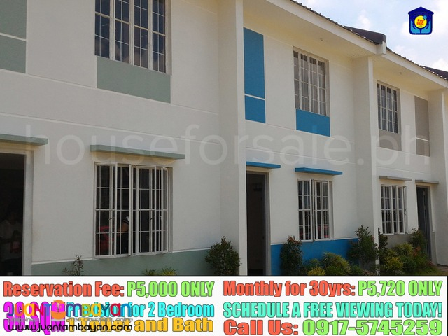 Affordable House and Lot Imus Cavite