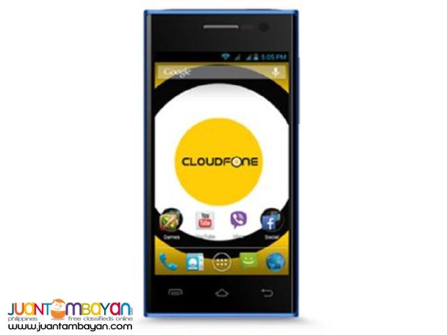Cloudfone Geo 400q +