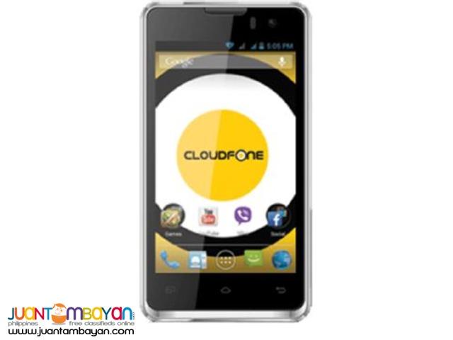 Cloudfone Thrill 400qx