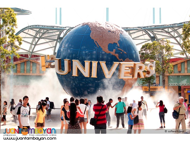4 Days Singapore With Airfare Universal Studio & Legoland Malaysia