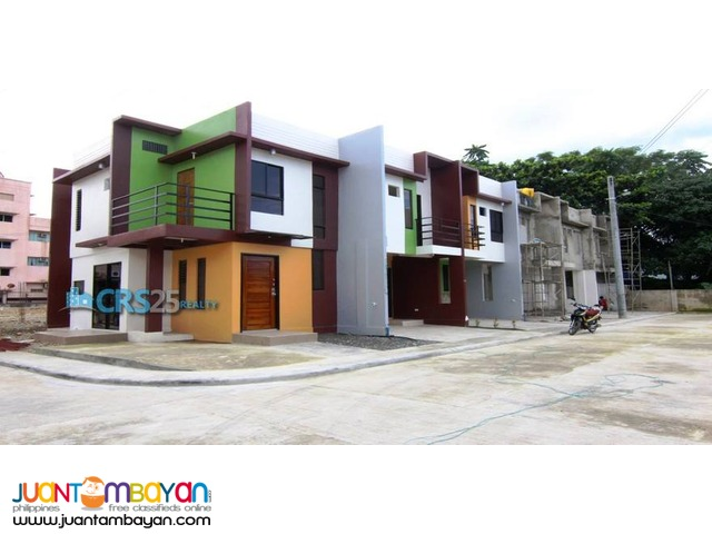 Ready for Occupancy Townhouse in Talamban for Sale