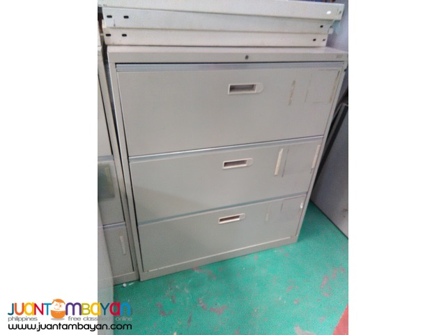 second hand lateral cabinet