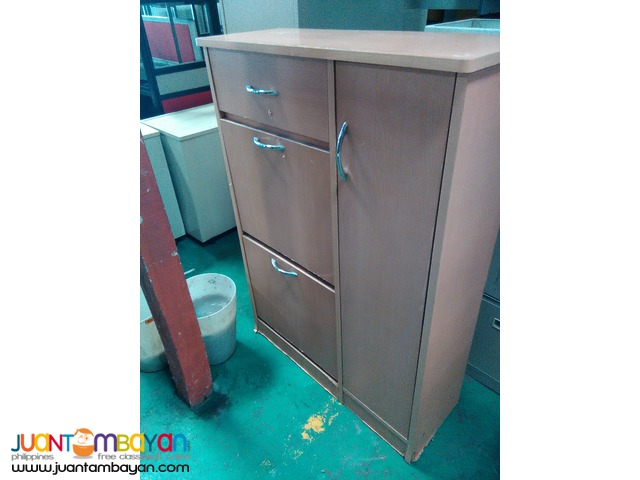 second hand wood cabinet
