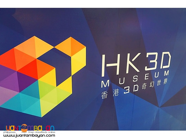 HONG KONG FREE AND EASY WITH 3D MUSEUM