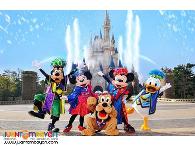 3D2N Hong Kong with Free Disneyland Tour Package