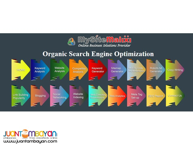 SEO SERVICES IN THE PHILIPPINES