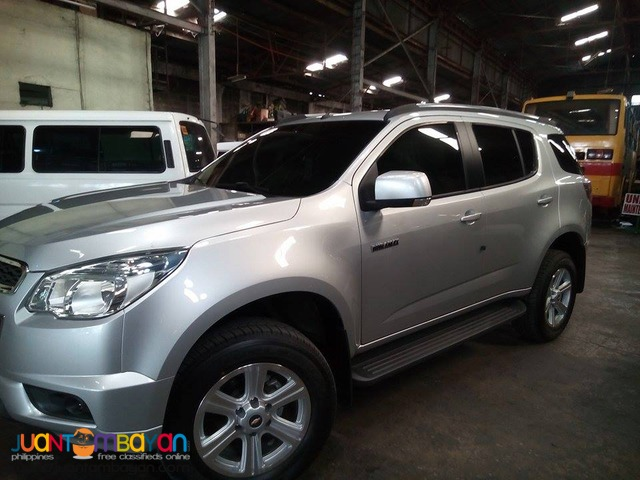 ALL NEW CHEVROLET TRAILBLAZER [AT]
