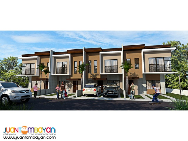Townhouse 2-Storey Outer Unit  in Mandaue