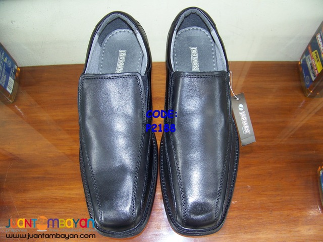 P8188 Jarman, Brand New, Dress and Casual Shoes, Black from USA.