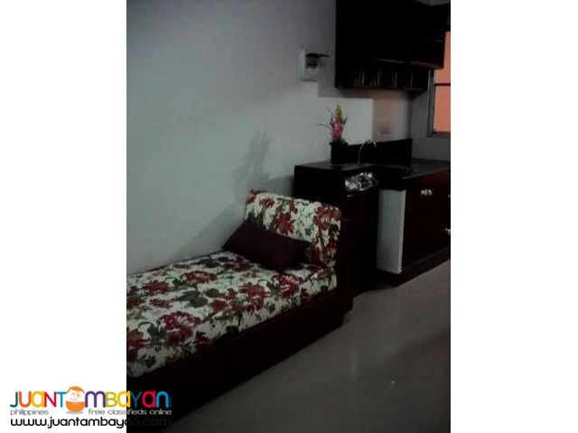 condo type fully furnished with 1 bedroom near san miguel
