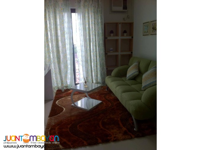 fully furnished with two bedrooms hi-end condo in mabolo