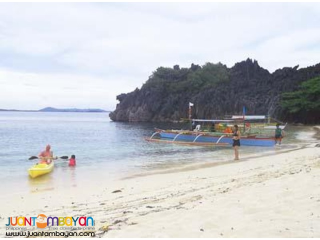 Caramoan Tour Package, vacation galore