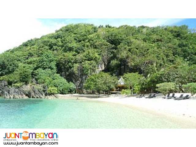 Caramoan Tour Package, Tugawe Cove Resort
