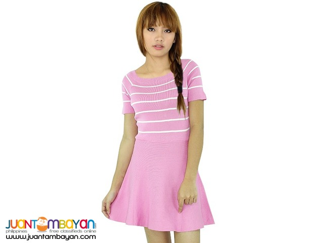 KNIT DRESS  Reference: AU515A
