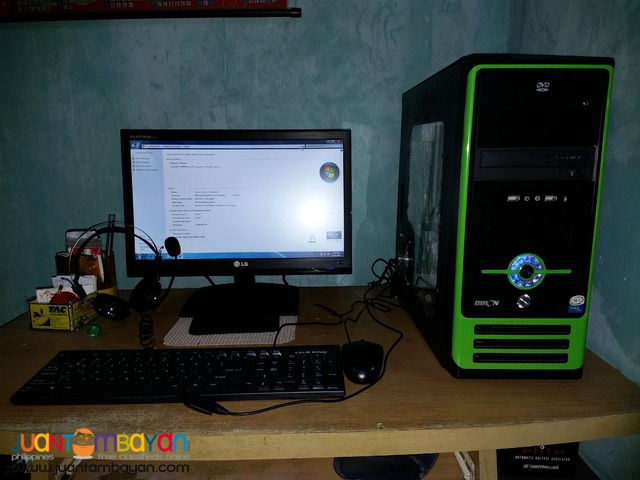 6-CORE GAMING Computer Set w/ ATI HD6670 Video Card