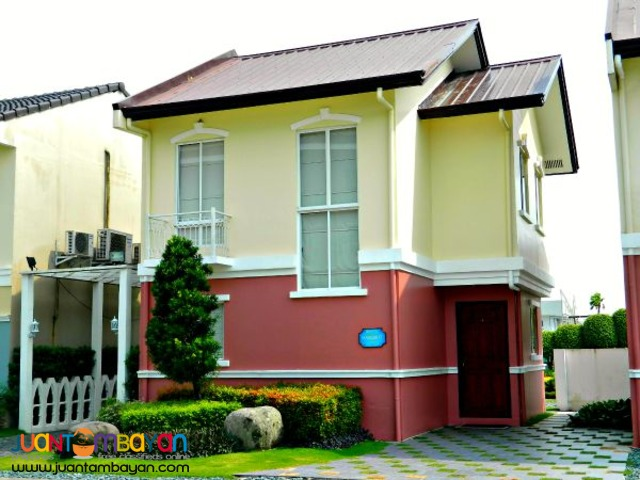 Margaret 3BR RFO House and Lot at Lancaster Imus Cavite