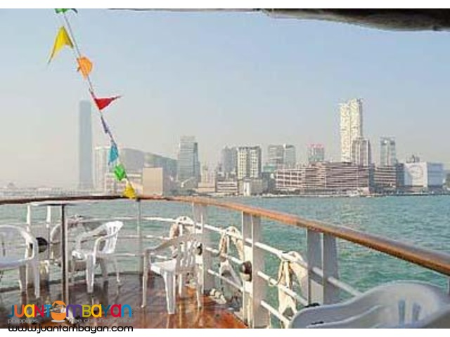 Hong Kong city tour package, with Macau tour - day trip