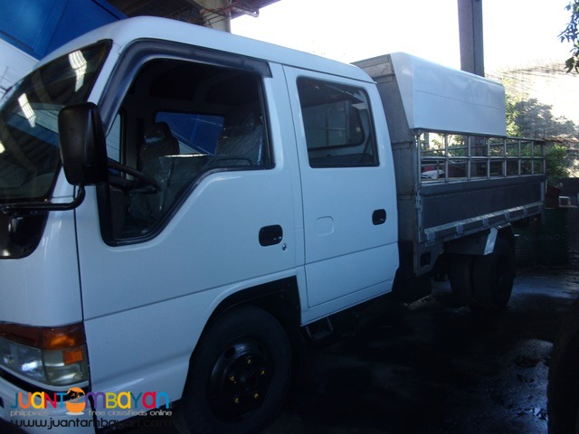 Double Cab NKR66L-4HF1 11.3 feet