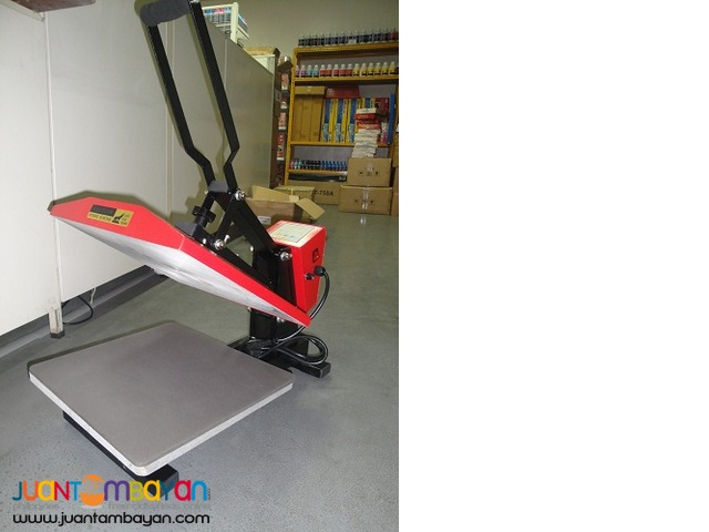 Polaris Heat press machine 38 x 38 cm