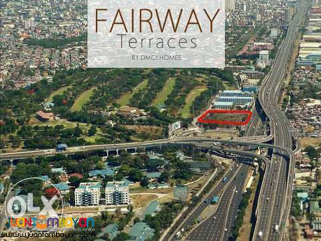 Fairway Terraces 2Bedrooms Condo Unit in PASAY near MALL OF ASIA