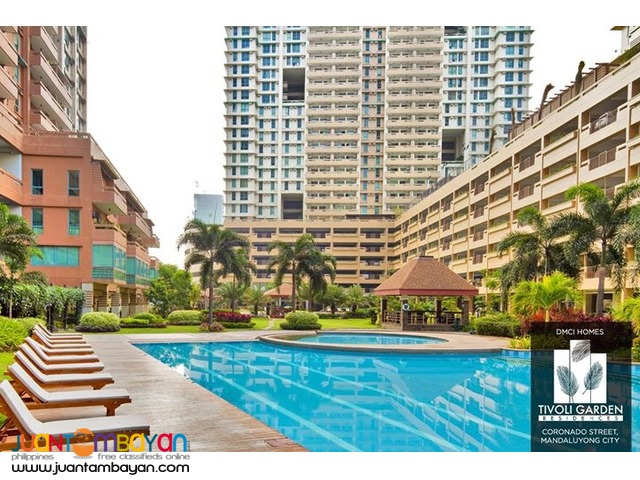 5% Move in Special Promo! Condo in Mandaluyong