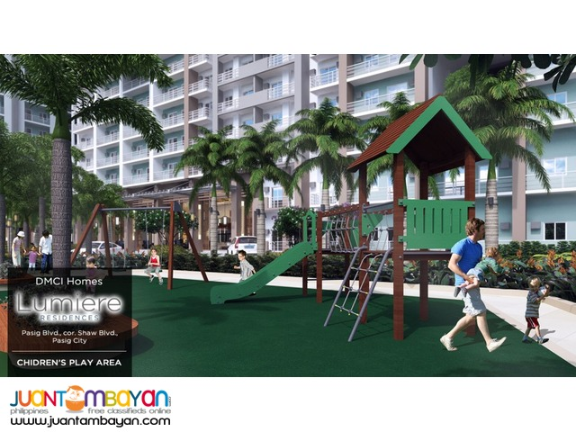 Lumiere Residences 2BR Condo in Pasig