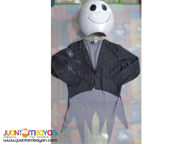 Nightmare Before Christmas Jack Skellington Costume for Adults (XL)