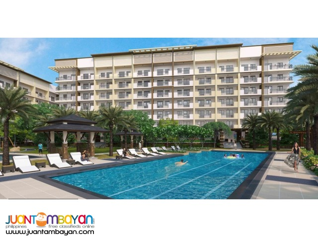 2BR Lowrise condo in Taguig near Airport