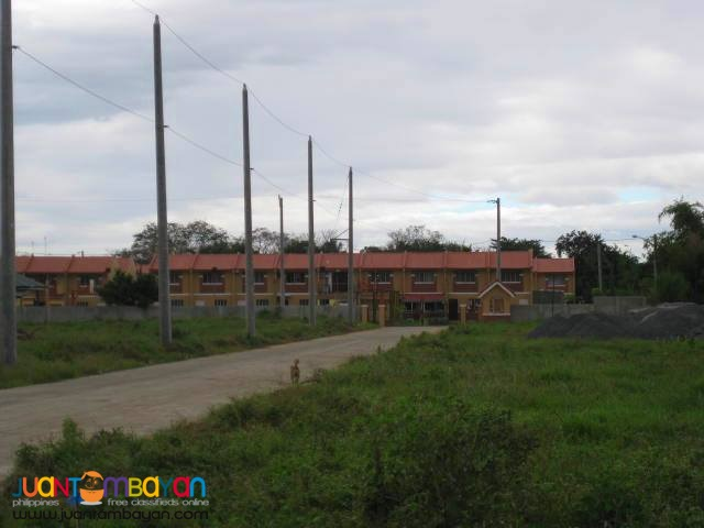 SORRENTO VILLAGE TOWNHOMES PAGIBIG AND INHOUSE FINANCING
