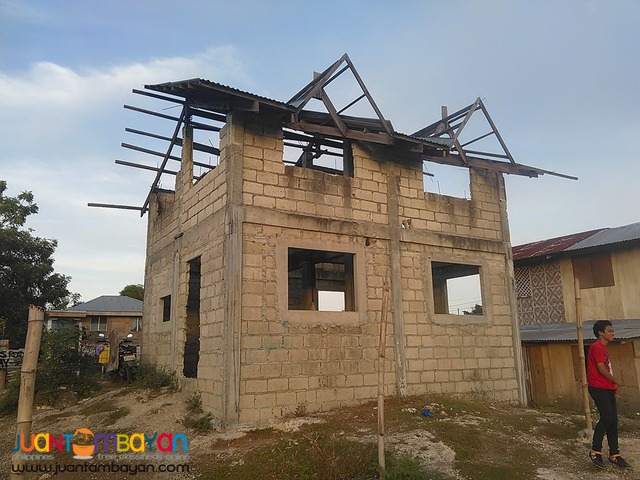 Very Affordable Big House And Lot For Sale Located In Lapu Lapu City