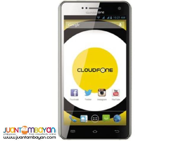 Cloudfone Thrill 501q