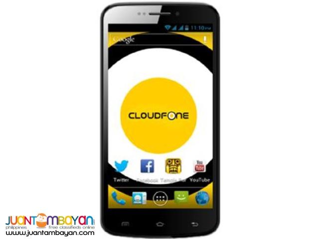 Cloudfone thrill 550q