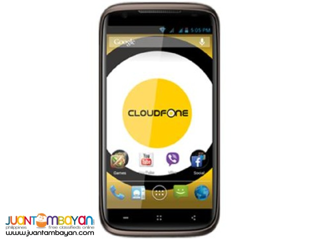 Cloudfone thrill 530qx