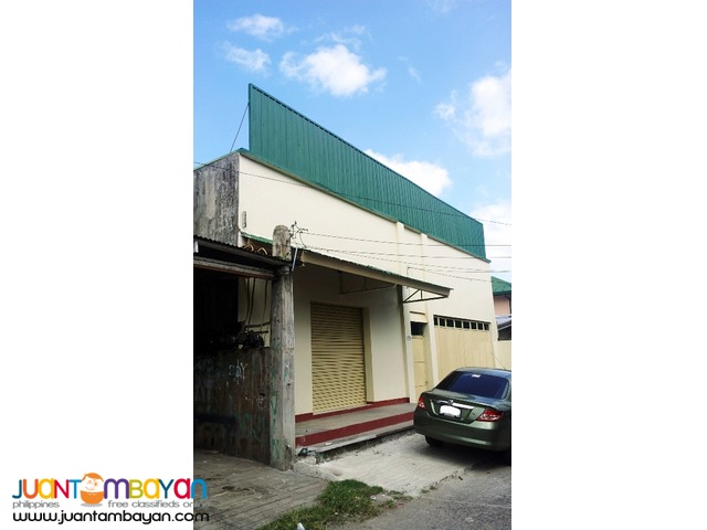 <<FOR LEASE>> Warehouse - Lipa City