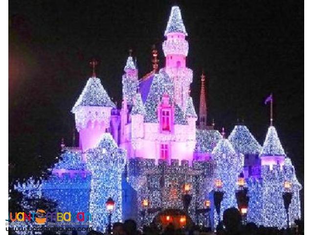 Hong Kong Tour Package, with Hong Kong Disneyland