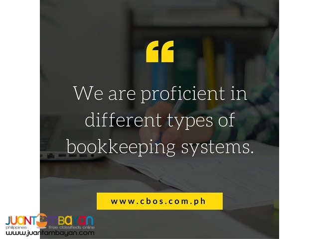 Bookkeeping Services in Metro Cebu