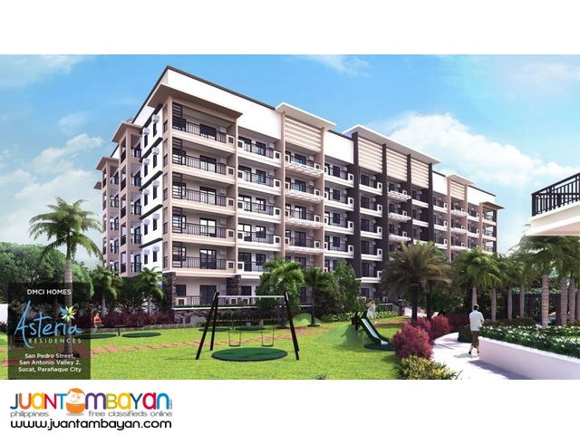 13k+/mo.for 2br CONDO UNIT in PARANAQUE CITY by DMCI HOMES