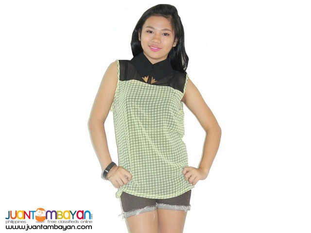 POINTED COLLAR  Reference: NU480