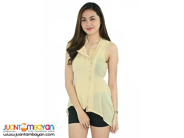 SLEEVELESS TOP Reference: AU421A