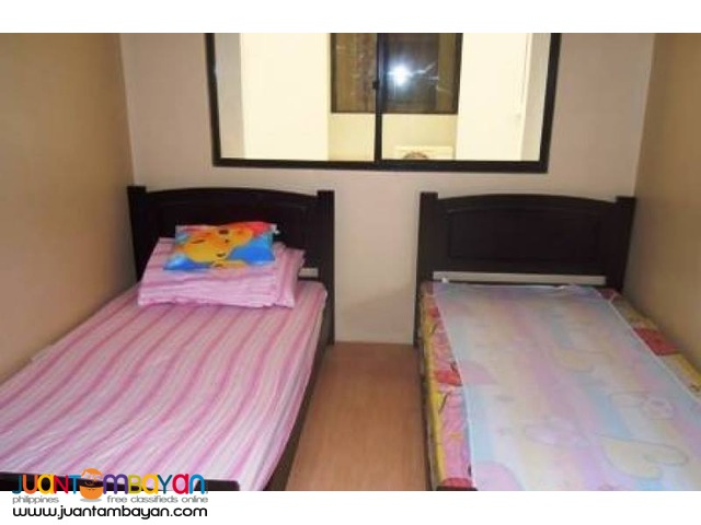 For Rent Furnished Condo Unit in Mabolo Cebu City - 2 Bedrooms