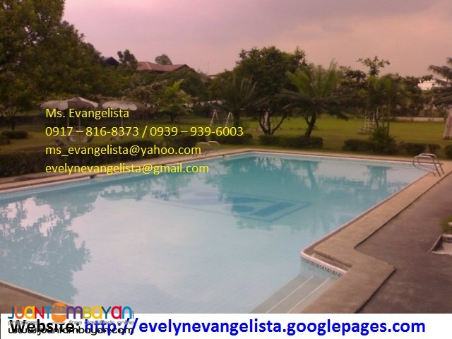 sta. Lucia Realty - Greenwoods Exec. Village Phase 2A1
