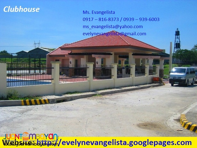 sta. Lucia Realty - Glenrose North Res. Estates